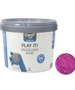 Creall Play It Speelzand paars