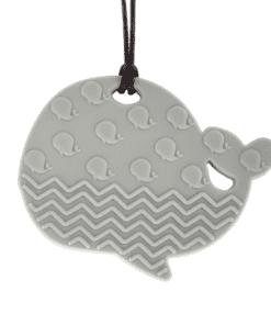 bijtketting walvis achterkant