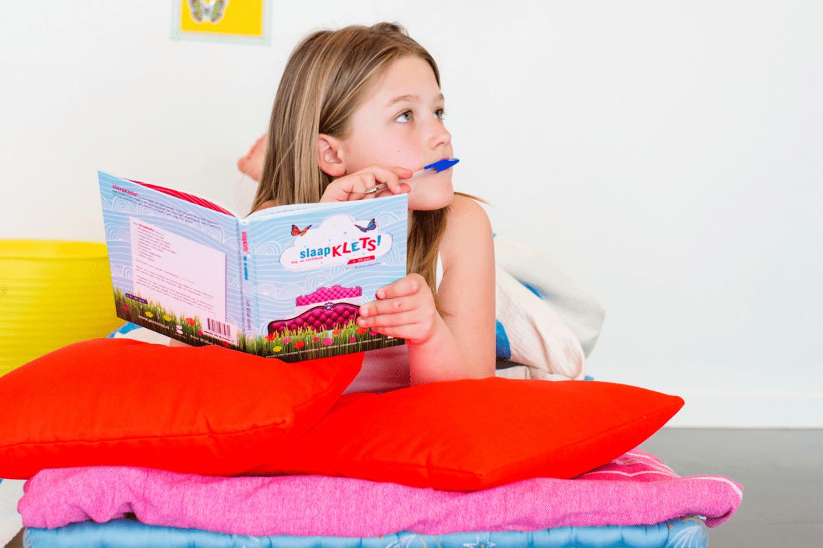 Slaapklets helpt kinderen onspannen de nacht in te gaan.