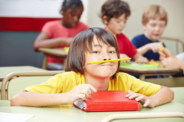 Sensorische informatieverwerking in de klas